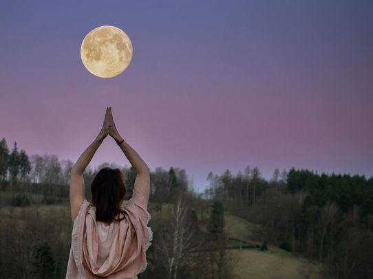 Rituály Luny podle Terezy Boškové